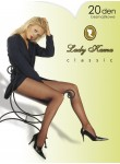 Sheer tights 20den folder Ines