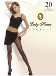 Hipster tights 20 den folder Roxy